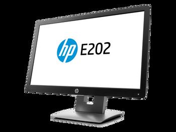 "HP Business E202 20"" HD+ LED LCD Monitor - 16:9 - 1600x900 - 16.7 Million Colors - 250 Nit - 7ms - HDMI - VGA - DisplayPort"
