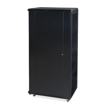 42U LINIER Server Cabinet with Locking Vented Doors