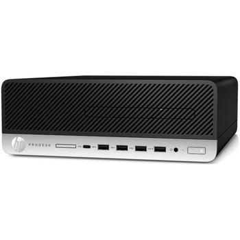 HP Business Desktop ProDesk 600 G4 Desktop Computer - Core i7-8700 - 8GB RAM/256GB SSD - Small Form Factor