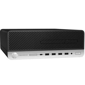 HP Business Desktop ProDesk 600 G4 Desktop Computer - Core i7-8700 - 8 GB RAM/256 GB SSD - Small Form Factor