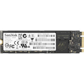 HP 256 GB Solid State Drive - PCI Express (3.0 x4) - Internal - M.2