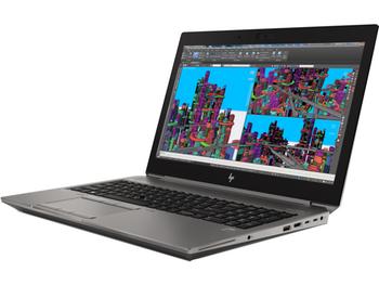 HP ZBook 15 G5 W10P-64 i5 8300H 2.3GHz 500GB SATA 16GB(2x8GB) DDR4 2666 15.6FHD WLAN BT BL FPR No-NFC Cam