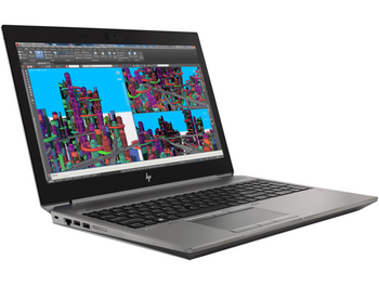"""HP ZBook 15 G5 15.6"""" Mobile Workstation - 1920x1080 - Core i7-8750H - 8GB RAM - 256GB SSD"""
