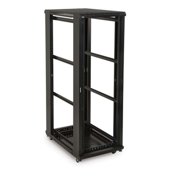 "Kendall Howard 37U LINIER Open Frame Server Rack - No Doors & Side Panels - 36"" Depth"