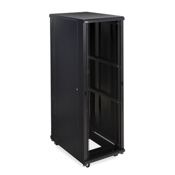 "Kendall Howard 37U LINIER Open Frame Server Rack - No Doors - 36"" Depth"