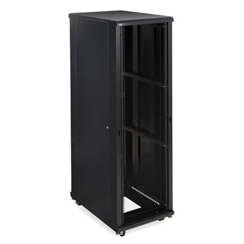 "Kendall Howard 42U LINIER Open Frame Server Rack - No Doors - 36"" Depth"