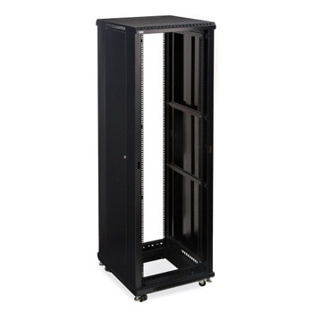 "Kendall Howard 42U LINIER Open Frame Server Rack - No Doors - 24"" Depth"