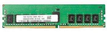 HP 16GB DDR4 SDRAM Memory Module - Unbuffered - 288-pin - DIMM