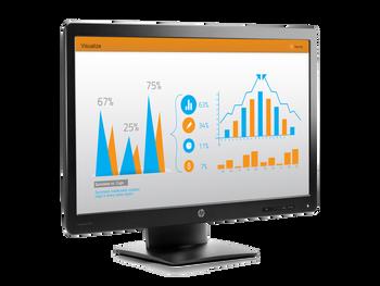 "HP Business P232 23"" Full HD LED LCD Monitor - 16:9 - Black - 1920 x 1080 - 16.7 Million Colors - 250 Nit - 5 ms - VGA - DisplayPort 1000:1"