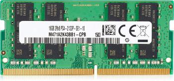 HP 8GB DDR4 SDRAM Memory Module - 8 GB - DDR4-2666/PC4-21300 DDR4 SDRAM - 260-pin - SoDIMM