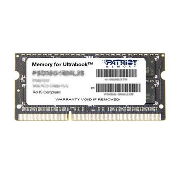 Patriot Memory 8GB PC3-12800 (1600MHz) Ultrabook SODIMM