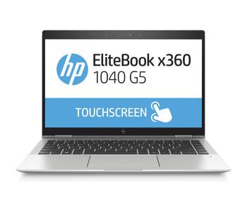 """HP EliteBook x360 1040 G5 14"""" Touchscreen 2 in 1 Notebook - 1920 x 1080 - Core i7 i7-8650U - 16 GB RAM - 512 GB SSD"""