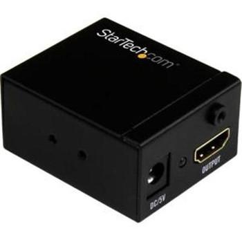StarTech.com HDMI Signal Booster - HDMI Video Signal Amplifier - 115 ft - 1080p