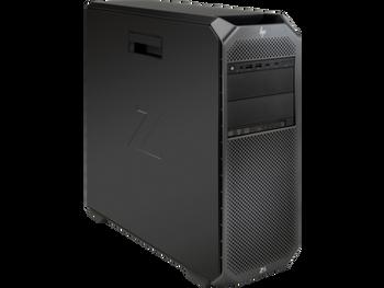 HP Z6 G4 W10P-64 X Silver 4108 1.8GHz 500GB SATA 16GB(2x8GB) ECC DDR4 2666 DVDRW Quadro P1000 4GB DisplayPort 1000W