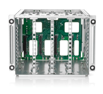 "HPE Drive Enclosure Internal - 4 x HDD Supported - 4 x 3.5"" Bay"