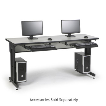 "Kendall Howard 72"" W x 24"" D Training Table - Folkstone"