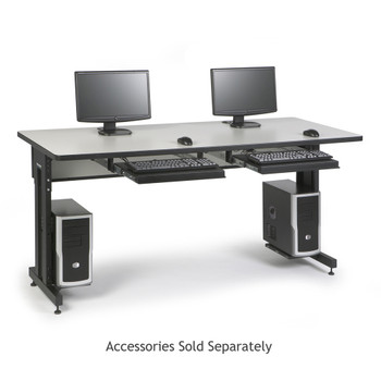 "Kendall Howard 72"" W x 30"" D Training Table - Folkstone"