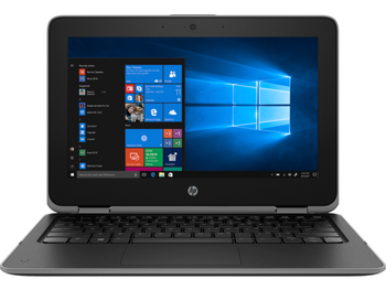 HP ProBook 11 x360 G3 W10P-64 C N4100 1.1GHz 128GB eMMC 4GB 11.6HD WLAN BT No-Pen Cam