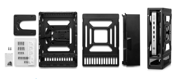 HP Mounting Bracket for Thin Client - 56.20 lb Load Capacity