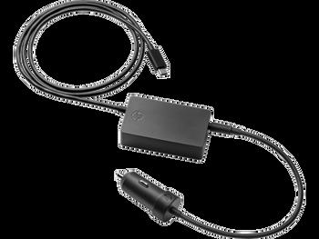 HP 45W USB-C Auto Adapter - 5 V DC/3 A, 10 V DC, 9 V DC, 12 V DC, 15 V DC Output