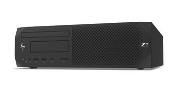 HP z2 G4 W10P-64 i7 8700 3.2GHz 2-1TB SATA 16GB(1x16GB) DDR4 2666 DVDRW HDMI Port Quadro P400 SFF