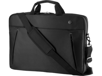 """HP Business Carrying Case for 17.3"""" Notebook - Black - Handle, Chest Strap"""