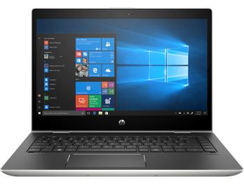 HP ProBook x360 440 G1 W10P-64 i5-8250U 256GB NVME 16GB (1x16GB) DDR4 2400 14.0 FHD Touchscreen NIC FPR Cam