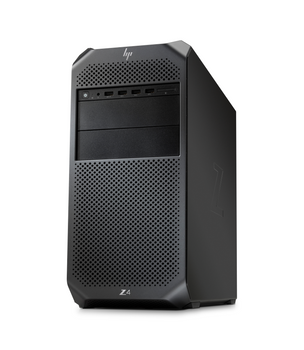 HP Z4 G4 W10P-64 X W-2104 3.2 1TB SATA 16GB (2x8GB) ECC DDR4 2666 Nvd Qdr 5GB P2000 NIC ODD WS