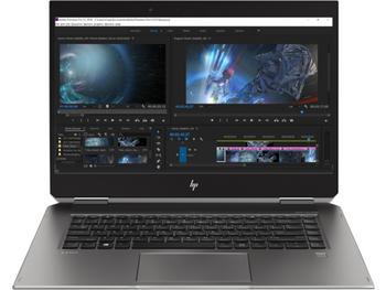 HP ZBook 15 studio x360 G5 W10P-64 X E-2176M 2.7GHz 1TB NVME 32GB(2x16GB) DDR4 2666 15.6FHD Privacy WLAN BT BL FPR No-NFC No-Pen Cam