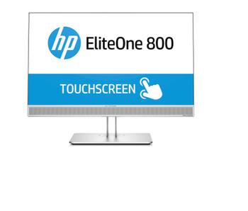 HP EliteOne 800 G4 Touch W10P-64 i7 8700 3.2GHz 1TB SATA 16GB(2x8GB) DDR4 2666 DVDRW 23.8FHD WLAN BT Cam