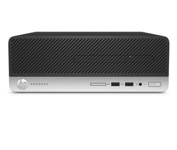 HP Business Desktop ProDesk 400 G6 Desktop Computer - Core i3 i3-9100 - 4 GB RAM - 256 GB SSD - Small Form Factor
