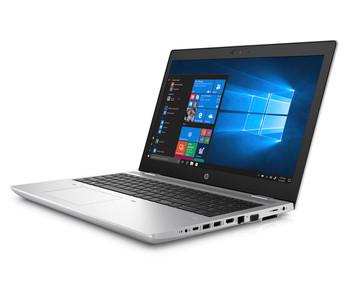 HP ProBook 650 G5 W10P-64 i7-8665U 1TB NVME 1TB SATA 32GB (2x16GB) DDR4 2400 15.6 HD NIC ODD Cam No-NFC