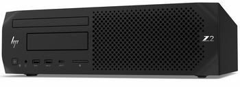 HP Z2 G4 W10P-64 i5-8500 500GB SATA 8GB (1x8GB) DDR4 2666 NIC ODD SFF Workstation
