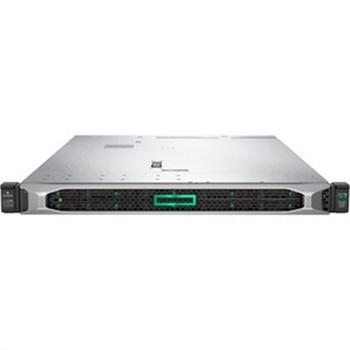 HPE ProLiant DL360 G10 1U Rack Server - 1 x Xeon Gold 5220 - 32 GB RAM HDD SSD - Serial ATA/600, 12Gb/s SAS Controller