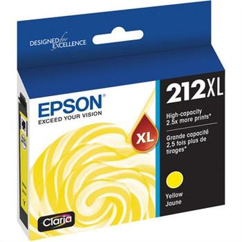 Epson T212 Ink Cartridge - Yellow