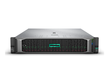 HPE ProLiant DL385 G10 2U Rack Server - 1 x EPYC 7262 - 16 GB RAM HDD SSD - 12Gb/s SAS Controller - 2 Processor Support - 16 MB Graphic Card - Gigabit Ethernet - 8 x SFF Bay(s) - Yes - 1 x 800 W
