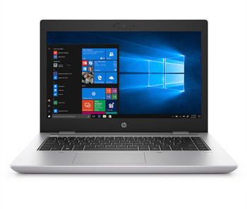 HP ProBook 640 G5 W10P-64 i5-8365U 256GB SSD 16GB (1x16GB) DDR4 2400 14.0 FHD NIC WLAN BT WWAN FPR Cam No-NFC