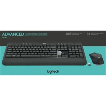 Logitech MK540 Wireless Keyboard Mouse Combo
