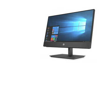 """HP Business Desktop ProOne 600 G5 All-in-One Computer - Core i3 i3-9100 - 4 GB RAM - 500 GB HDD - 21.5"""" 1920 x 1080 Touchscreen Display - Desktop"""