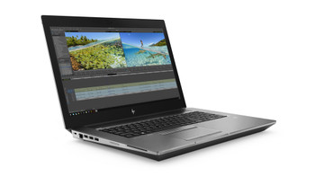 "HP ZBook 17 G6 17.3"" Touchscreen Mobile Workstation - 3840 x 2160 - Xeon E-2286M - 16 GB RAM - 512 GB SSD"
