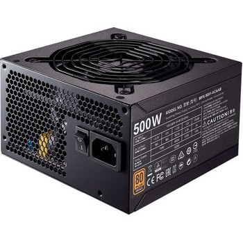 Cooler Master 80 PLUS Bronze Certified Power Supply