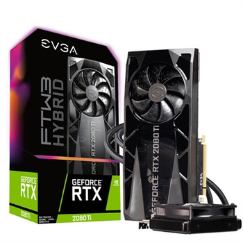 EVGA GeForce RTX 2080 Ti Graphic Card - 11 GB GDDR6 - 11GP42484KR