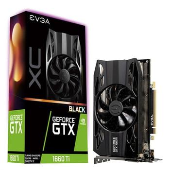 EVGA GeForce GTX 1660 TI Graphic Card - 6 GB GDDR6 - 06GP41261KR