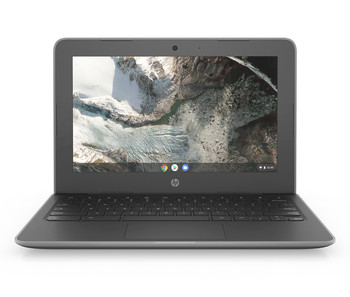 "HP Chromebook 11 G7 EE 11.6"" Chromebook - 1366 x 768 - Celeron N4000 - 4 GB RAM - 32BB Flash Memory"
