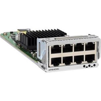 Netgear 8x100M/1G/2.5G/5G/10GBASE-T Port Card