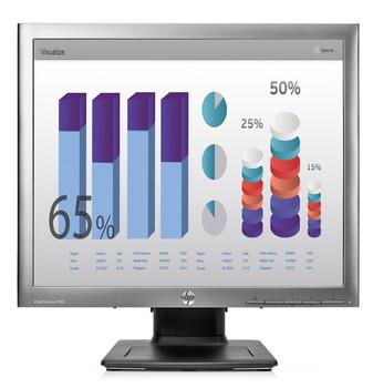 "HP Elite E190i 19"" SXGA LED LCD Monitor - 5:4 - Black - In-plane Switching (IPS) Technology - 1280 x 1024"