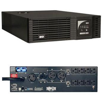 Tripp Lite UPS Smart 5000VA 3750W Rackmount AVR 120V/208V Pure Sign Wave 5kVA USB DB9 3URM