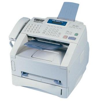 Brother IntelliFAX 4750e Laser Multifunction Printer - Monochrome