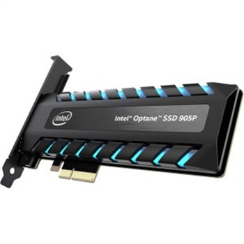 Intel Optane 905P 1.50 TB Solid State Drive - Internal - PCI Express NVMe (PCI Express NVMe 3.0 x4)