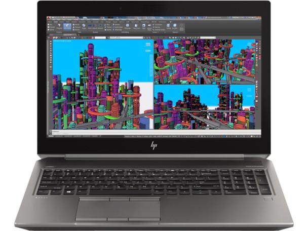 HP ZBook 15 G5 W10P-64 i5-8300H 500GB SATA 16 GB (2x8GB) DDR4 2666 15.6 FHD NIC WLAN BT FPR Cam No-NFC